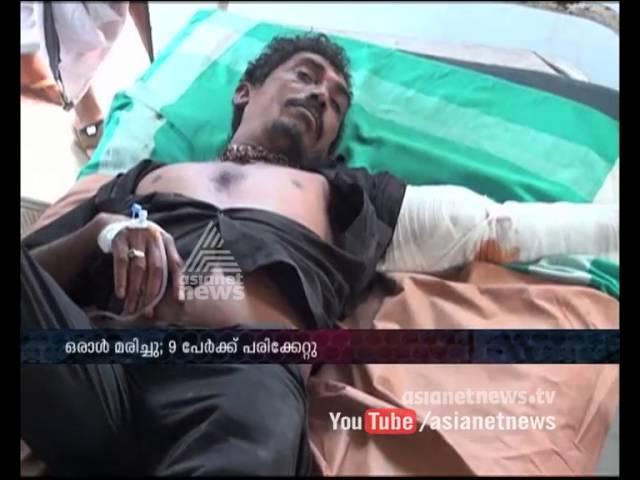 One Dead in Erumeli Sabarimala Accident | FIR 13 Dec 2015