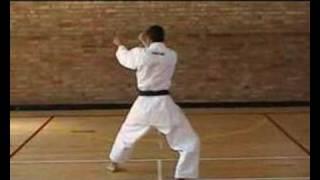 Heian Yondan Shotokan kata