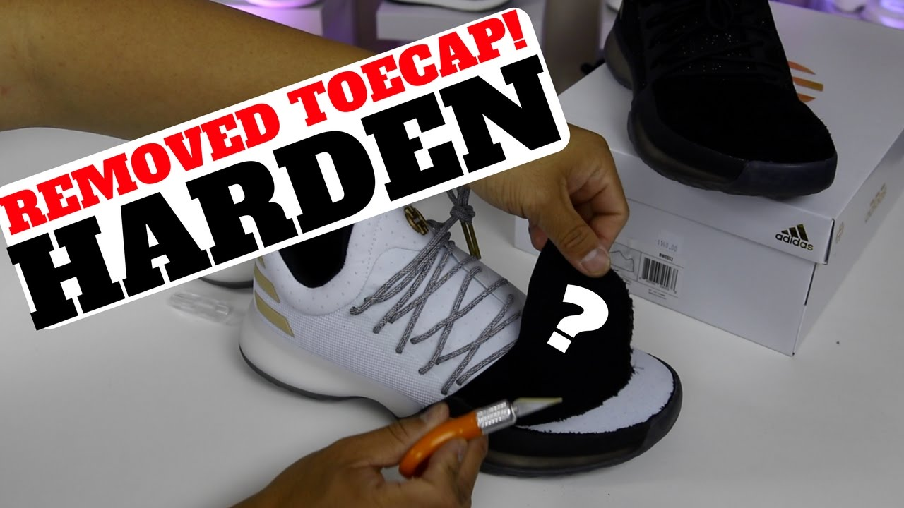 brand new 41df6 f1c75 TOECAP REMOVED ON HARDEN VOL.1! (+ GIVEAWAY)