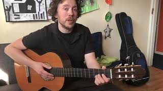 Guitar with Richard Carr - Wicked Game by Chris Isaak - easy chords