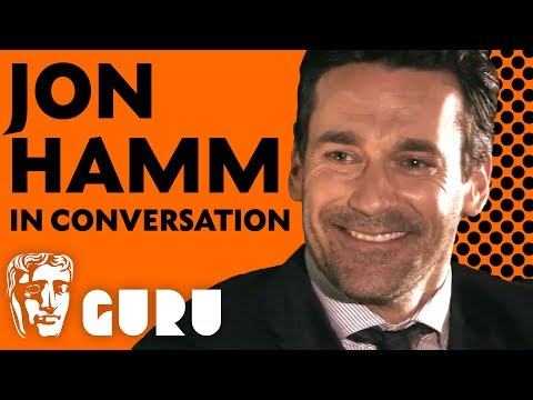 Jon Hamm In Conversation  Ten Years Of Mad Men