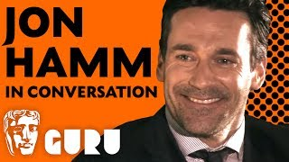Jon Hamm In Conversation - Ten Years Of Mad Men