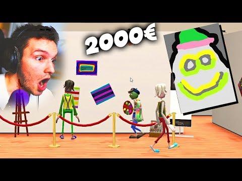 ÜBER 2000€ FÜR EIN BILD!