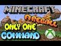 Minecraft Xbox One Beta Command Block Creation FireBalls