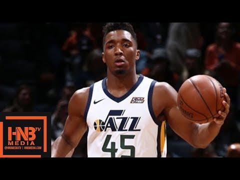 Utah Jazz vs Washington Wizards Full Game Highlights / Week 8 / Dec 4