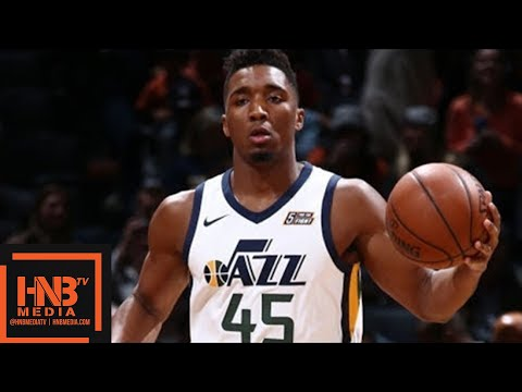 Utah Jazz vs Washington Wizards Full Game Highlights / Week 8 / Dec 4
