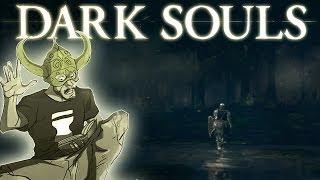 Dark Souls: Una Storia Raccontata In Silenzio - By Sabaku no Maiku
