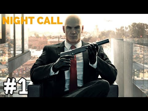 HITMAN 2 Walkthrough Gameplay PART - 1   MISSION NIGHT CALL - HAWKE'S BAY (ELIMINATE ALMA REYNARD)
