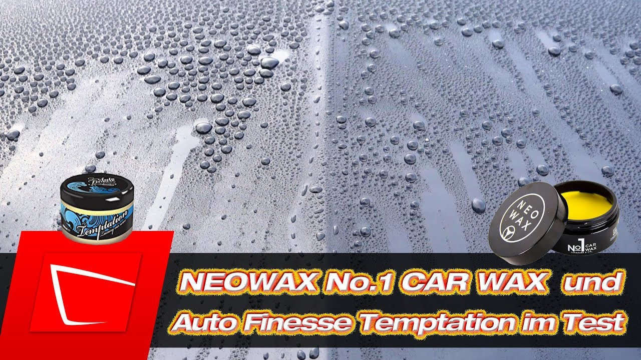 autowachs winter neowax carwax no 1 und auto finesse. Black Bedroom Furniture Sets. Home Design Ideas
