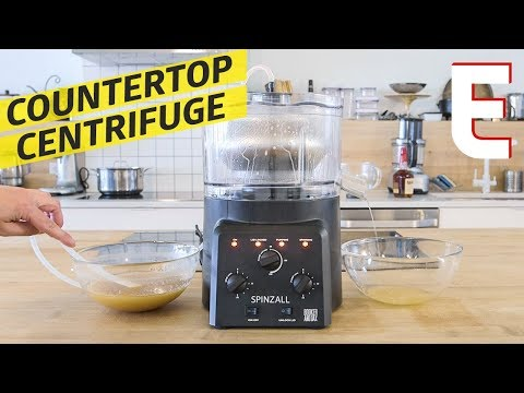 This High-Tech Centrifuge Might Be the Coolest Bar Gadget in Recent Memory — You Can Do This!