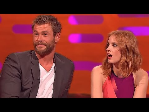 Chris Hemsworth Being