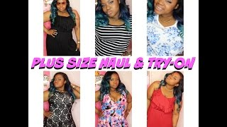 HUGE Spring Curvy/ Plus Size Try On Haul (Forever 21 & PinkClubWear)