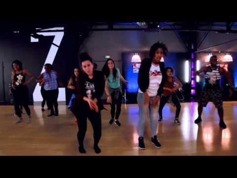 Rash'L- Dancehall Class-Busy Signal Watch Me Now