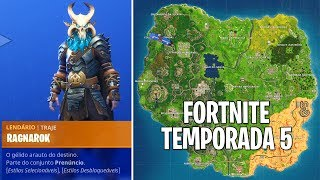 FORTNITE-ALL ABOUT SEASON 5 AND THE BATTLE PASS!!!