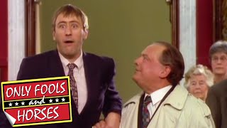 Del's finally a millionaire! | Only Fools and Horses | BBC Comedy Greats