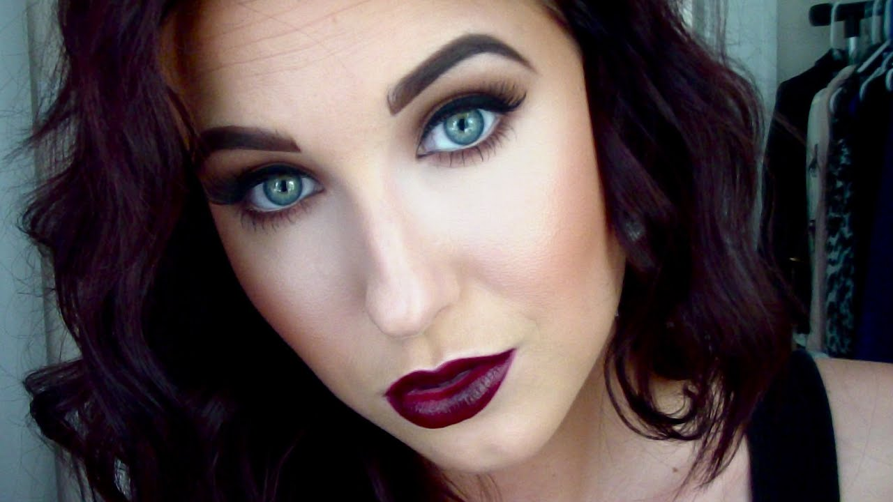 Winter 2012 Makeup Tutorial Jaclyn Hill Youtube