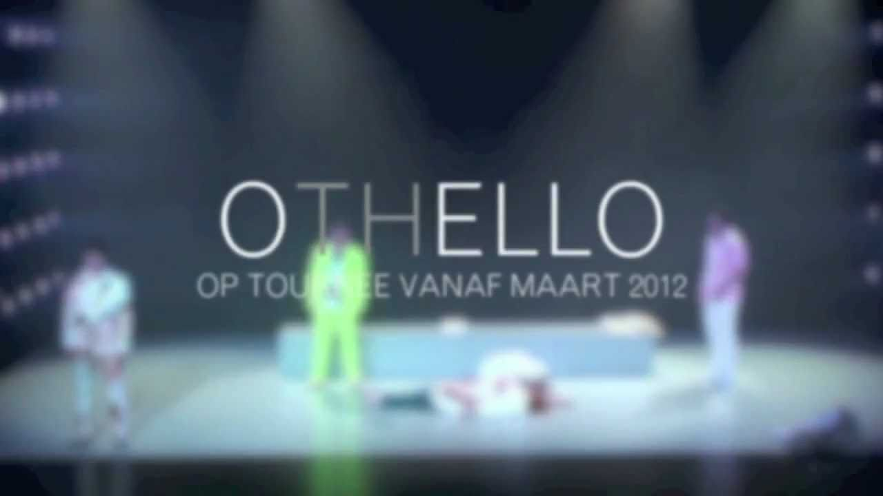 OTHELLO TRAILER - 2012/2013 - DE SPELERIJ