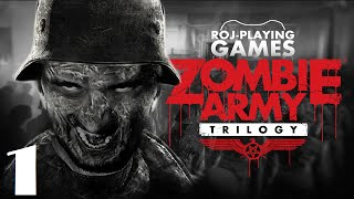 ZOMBIE ARMY TRILOGY | 1/9 | PASHA GREY ROJCEPS | ROJ-PLAYING GAMES! | 60FPS GAMEPLAY