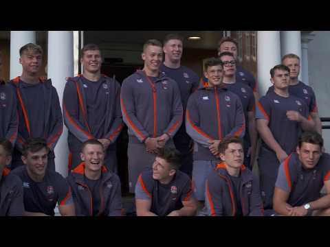 Tom Willis and Will Porter preview England U18's tour of South Africa