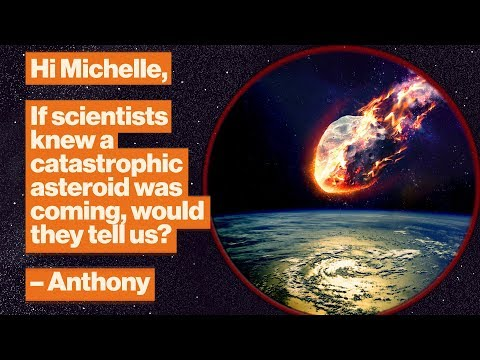 Would scientists tell us about a looming apocalypse? | Michelle Thaller