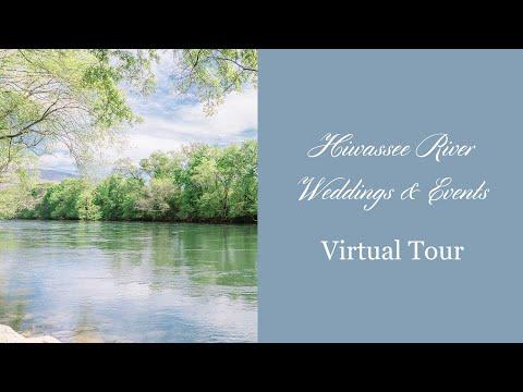 Hiwassee River Weddings | A River Wedding Venue virtual visit