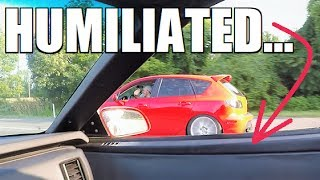 Corvette Owner CRIES When He Loses to a Mazda... thumbnail