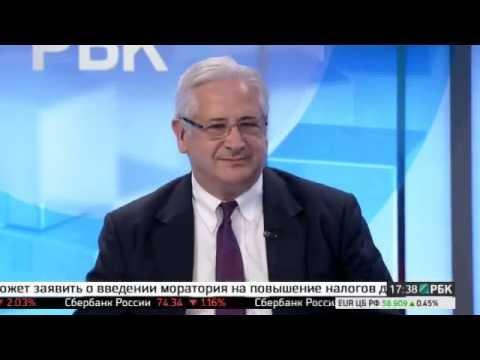 AmCham Russia President Alexis Rodzianko On RBC (Nov 18, 2014)