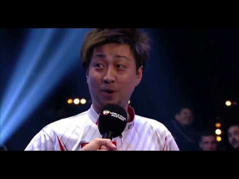 HILARIOUS INTERVIEW!!! World Pool Master 2017