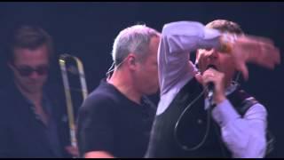 Lenny Kravitz , Racoon en Dotan: Concert at Sea 2015 (4 juli)