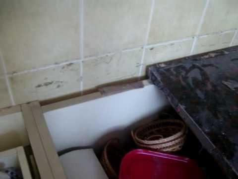 Remodelacion de cocina translado de primera parte de for Como hacer una pileta de cemento