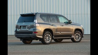 2017 Lexus GX460 Luxury Package