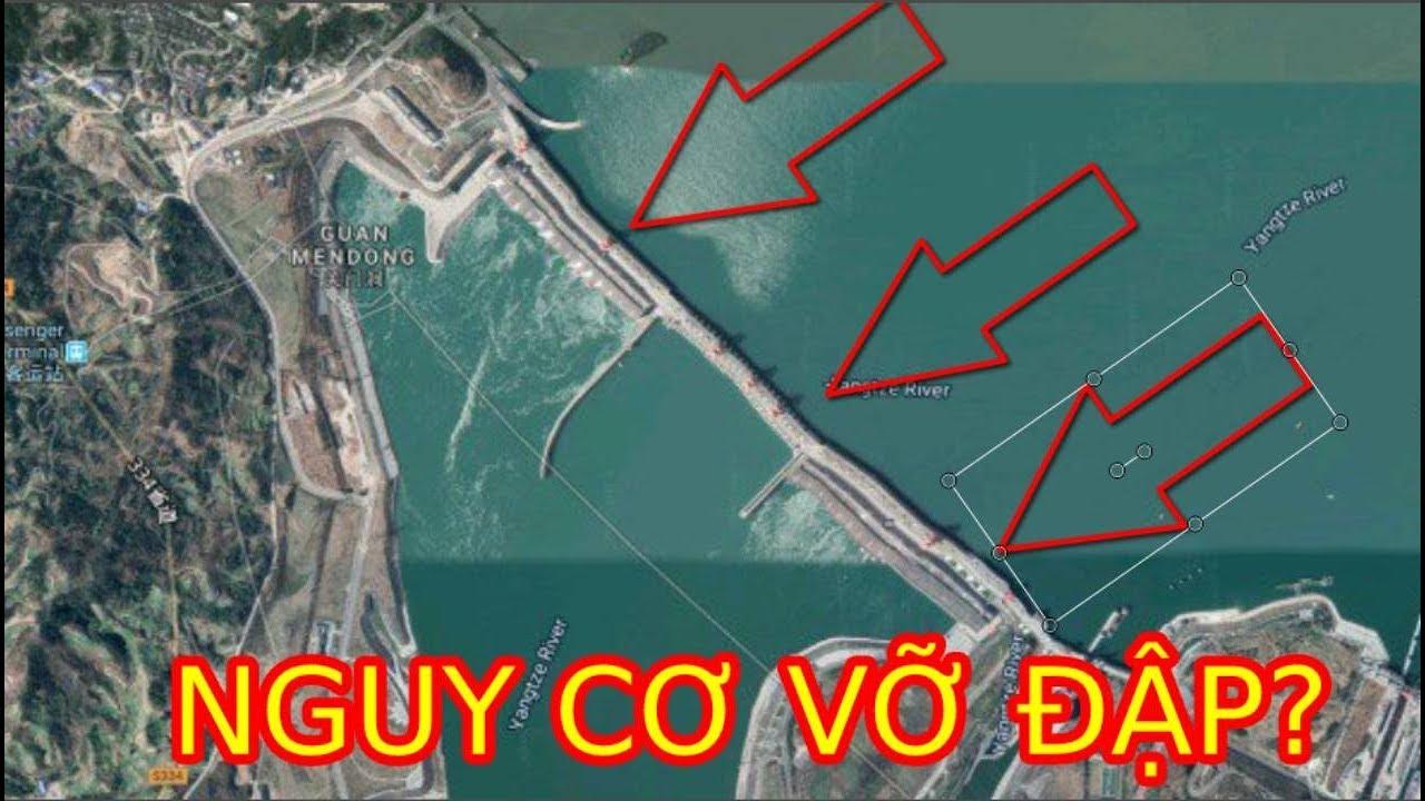 Đập Tam Hiệp – Điểm yếu lớn nhất của Trung Quốc đang bị biến dạng? (11)