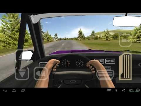 Russian Driver 3 | Русский Водила 3: В Крым ┇Gameplay (Android)