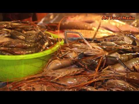 Freshwater shrimp   shrimp recipes   shrimp scampi   large shrimp market   AN Food Media
