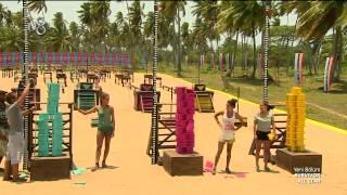 Survivor All Star - Sembol Oyunu (Kızlar Takımı) (6.Sezon 50.Bölüm)