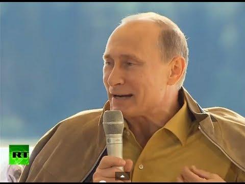 Путин о Навальном