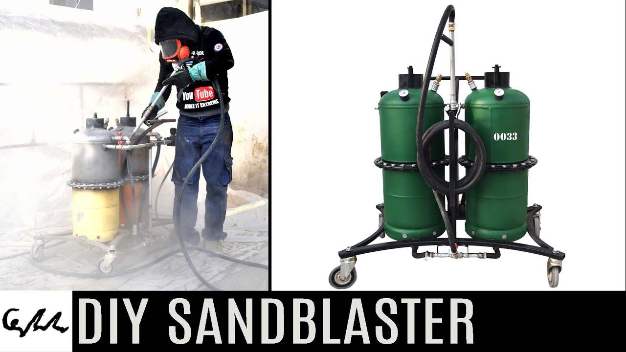 Dustless blasting diy sweepstakes