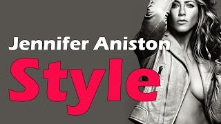 Aniston clothes casual Jennifer in