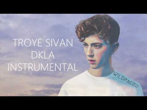 Troye Sivan - DKLA ( Instrumental )