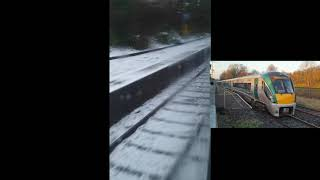Irish Rail | Passenger Trains | P.O.S.T. Sequence of Destination Display | Extended Enfield Routine