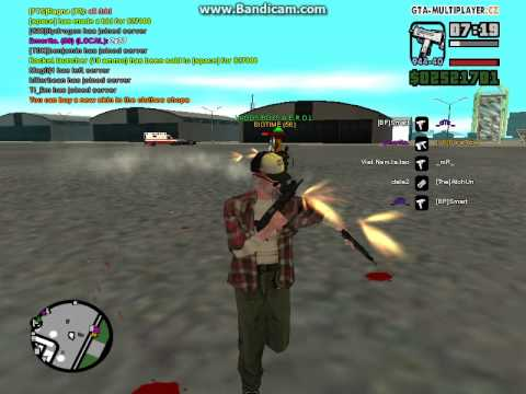 2vs2 Me And My Brother Emerita. VS BIGTIME and [VB]PureTube - GTA SAN ANDREAS MULTIPLAYER