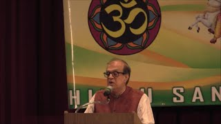 Mr. Rajiv Malhotra Speech | 2015 Hindu Unity Day, New York, USA