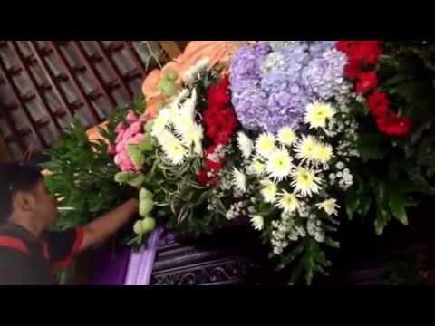Cara Merangkai Bunga Satya Dekorasi Youtube