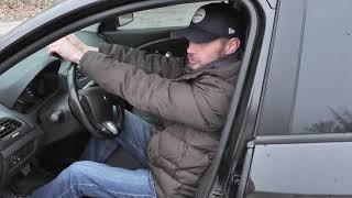 Правильная Посадка за Рулем Авто с АКПП