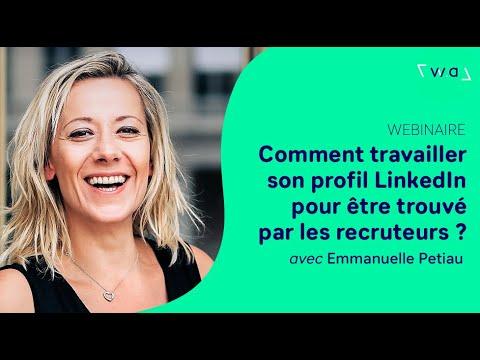 Comment travailler son profil LinkedIn pour être trouvé par les recruteur ?