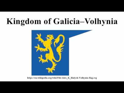 Kingdom of Galicia–Volhynia