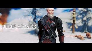 Skyrim Mod | Sithis Armor