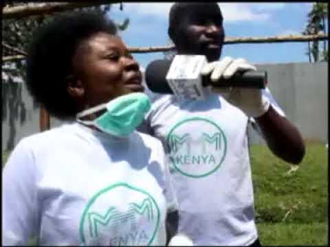 MMM Charity Event  in Bondeni Estate, Nakuru|  MMM Kenya  ( 7 September  2017)