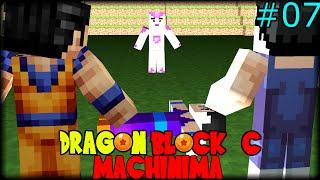 DRAGON BLOCK C - MACHINIMA [#7] | Gohan Morreu ? , O Lendário Super Saiyajin (SAGA FREEZA)