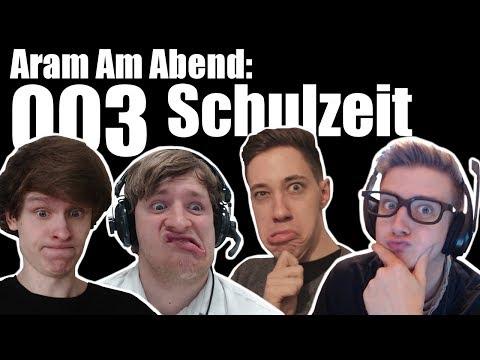 Aram Am Abend #003: Schulzeit ft. LRSB, Gotti255 und Perrick